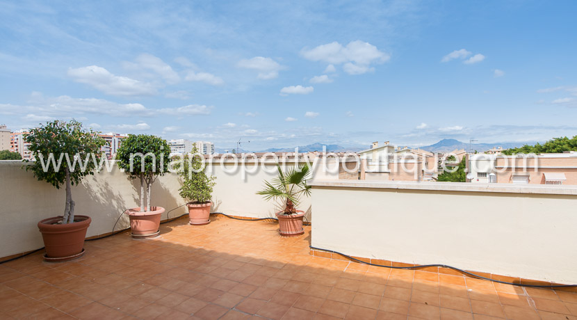 alicante golf bungalow en venta