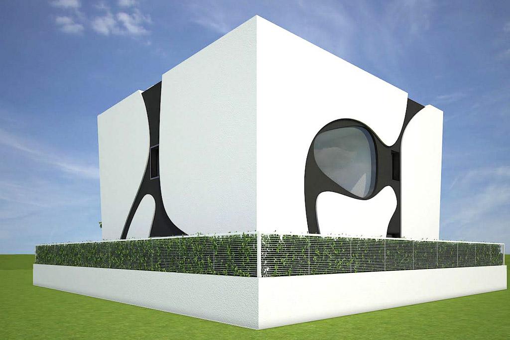 new designer villas costa blanca