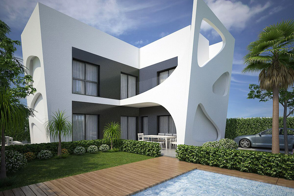 new designer villas for sale costa blanca