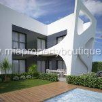 new build villas ciudad quesada