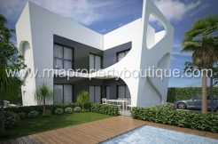 new build villas ciudad quesada