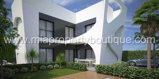 Futurist Designer Villas, Costa Blanca
