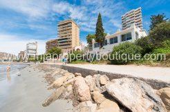 seafront villa alicante for sale