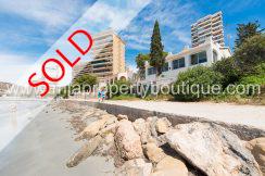 Your Own Beach Castle  in the Mediterranean Sea, Albufereta