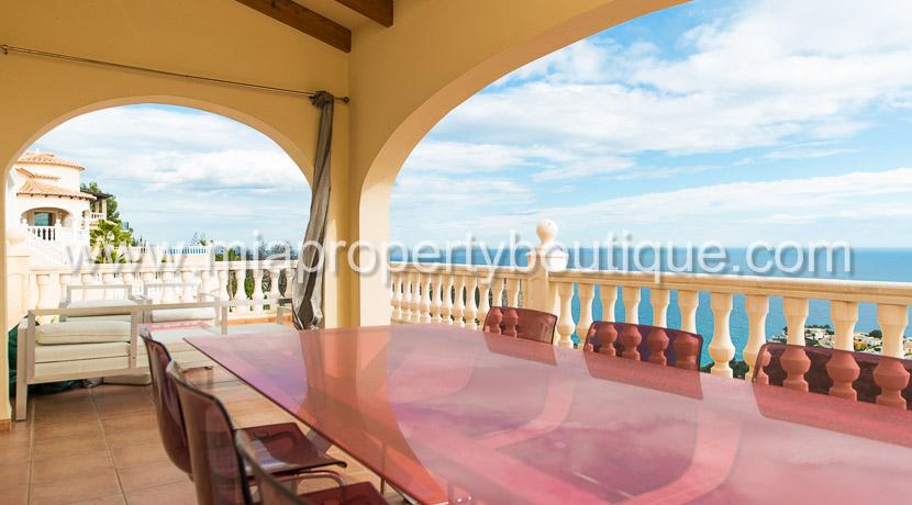 moraira villas for sale costa blanca
