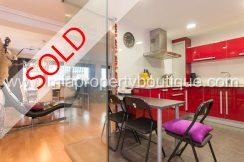 Alicnte city centre apartment flat sold