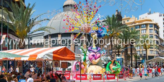 Las Hogueras 2016 - Fire Festival Alicante