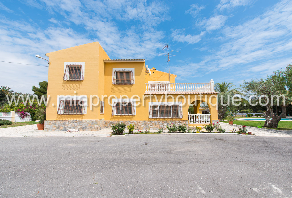 Gorgeous Villa for sale, Benimagrell