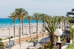 playa muchavista piso primera linea en venta costa blanca
