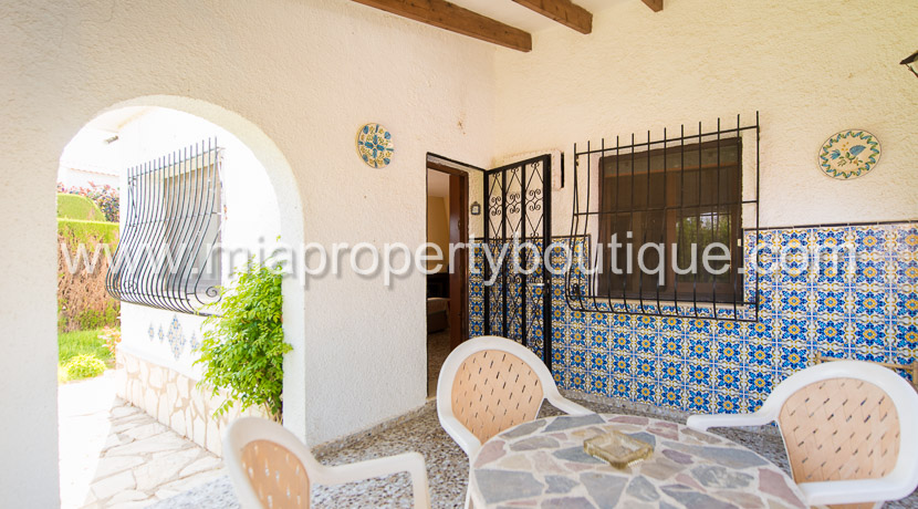 pueblo espanyol campello costa blanca house for sale