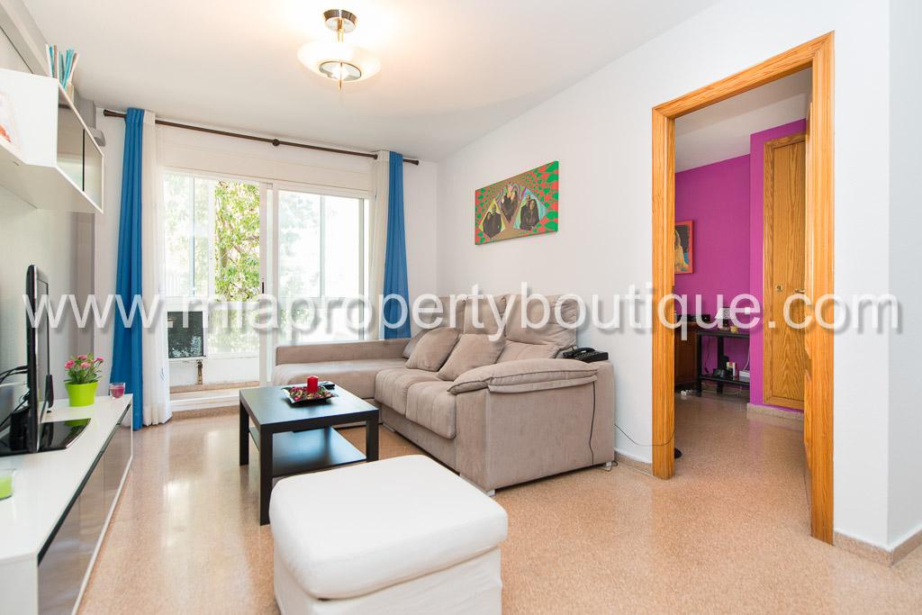 Vacker lägenhet i Alicante