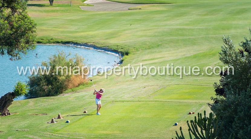 alicante golf bungalow alquiler