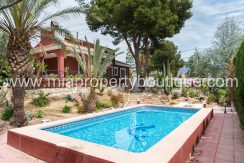 Busot villa for sale costa blanca