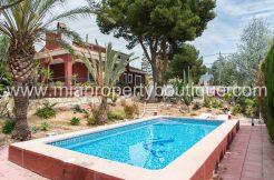 Busot villa for sale costa blanca