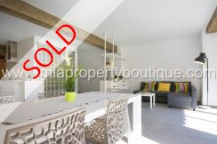 alicante city center flat sold
