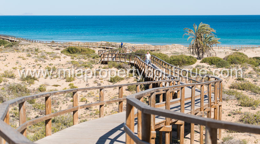 chalet adosado playa san juan costa blanca venta