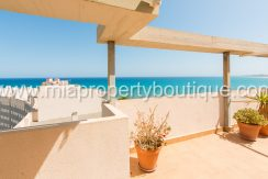 muchavista seafront villa for sale alicante  costa blanca