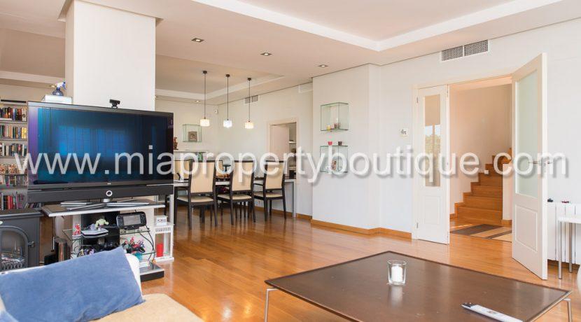 alicante golf rental duplex apartment