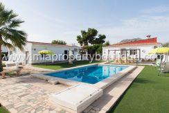 villa for sale canada de fenollar