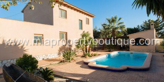 Bonita Villa With Charm, Busot