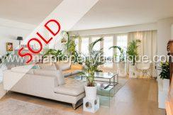 alicante city center apartment sold