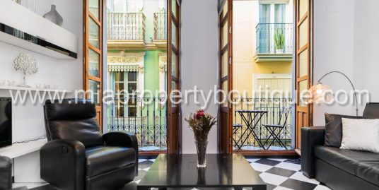 Location! Location! Bohemian Flat!   El Barrio Alicante