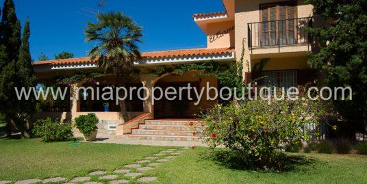 Beautiful Villa in exclusive neighbourhood, Benimagrell