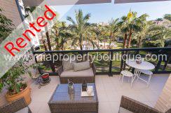 Beautiful Apartment in Luxury Compound, Playa San Juan