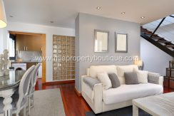 alicante penthouse flat for sale
