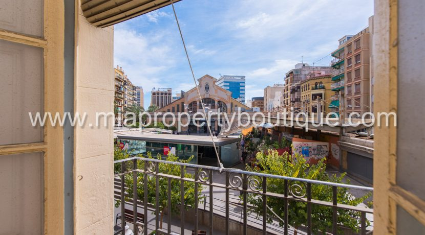 apartment for sale alicante center near market costa blanca-25
