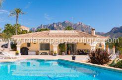 busot villa for sale