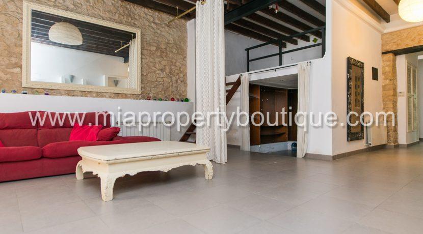 alicante city centre flat for sale