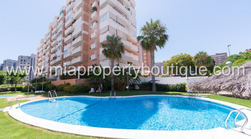 playa san juan alicante golf apartment alquiler