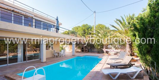Space and Sea Villa for Rent!