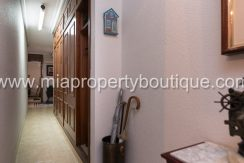 alicante city center apartment for sale