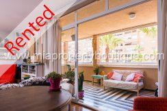 San Gabriel Rented apartment