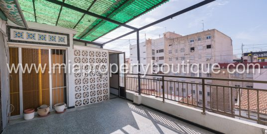 Penthouse Project in  Alicante City