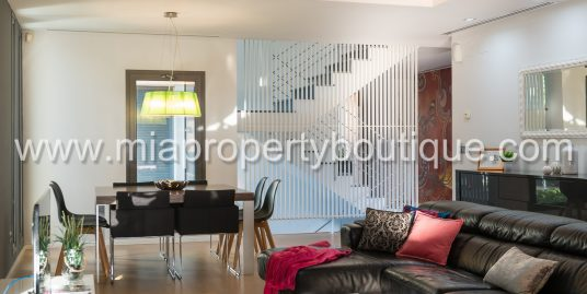 Modern and Bright Villa For Sale, La Font Alicante