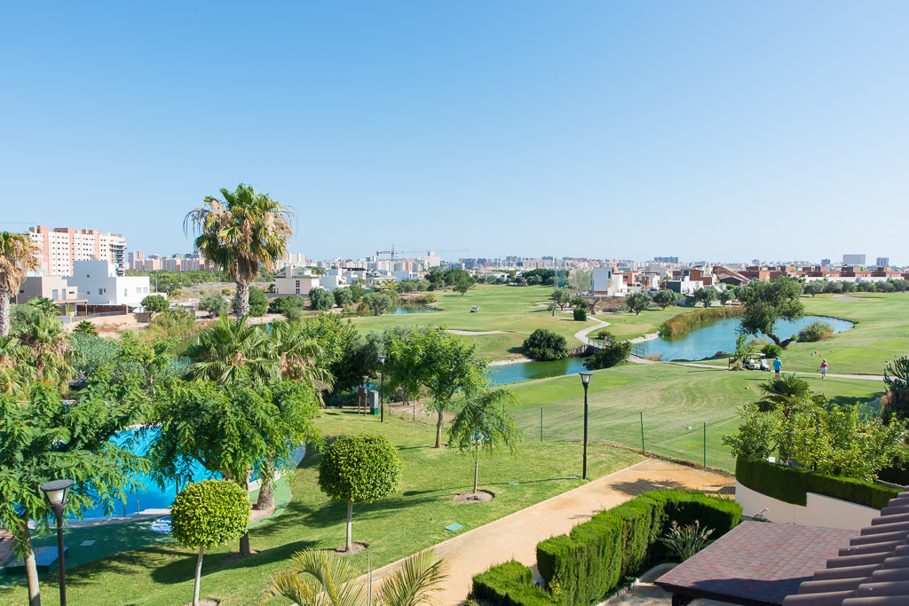 Bungalow in a exclusive area, El Golf