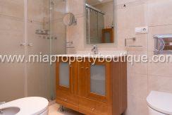 alicante city center apartment for rent