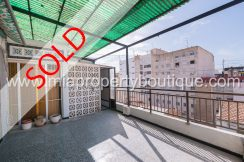 alicante city centerflat sold
