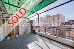 alicante city centerflat sold