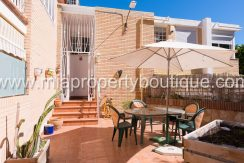cabo huertas house with sea vews for sale alicnte-49