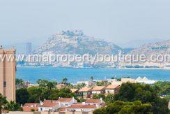 cabo huertas se vende bungalow vistas al mar-2