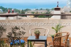 cabo huertas se vende bungalow vistas al mar-3