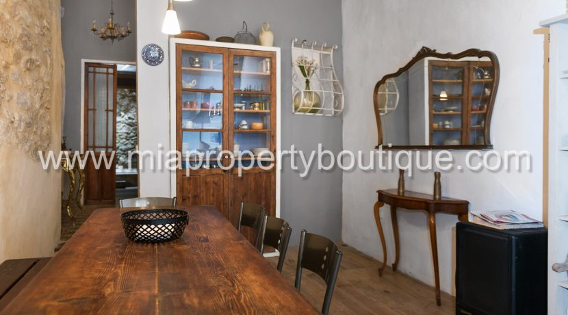 alicante old town house traditional center