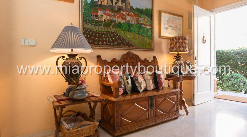 bungalow se vende cabo huertas alicante