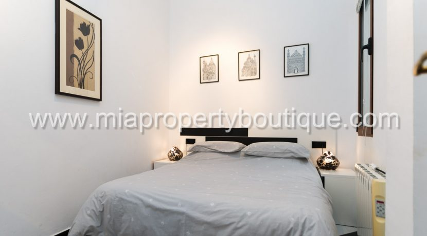alicante city centre one bedroom flat for sale-10