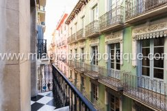 alicante city centre one bedroom flat for sale-15