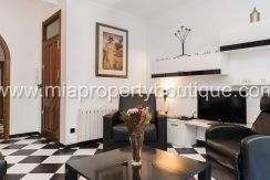 alicante city centre one bedroom flat for sale-17